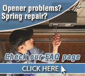 Torsion Springs - Garage Door Repair Garland, TX